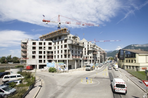 Reportage - Centralis Annecy - Italis / © William Pestrimaux - Immobilier Annecy et architecture