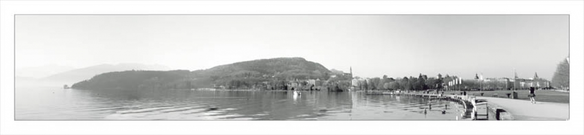 Illustration - Annecy panoramique - Italis / © William Pestrimaux
