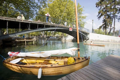 Naut'antic Annecy - italis / © William Pestrimaux